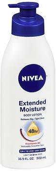 Nivea Extended Moisture Body Lotion