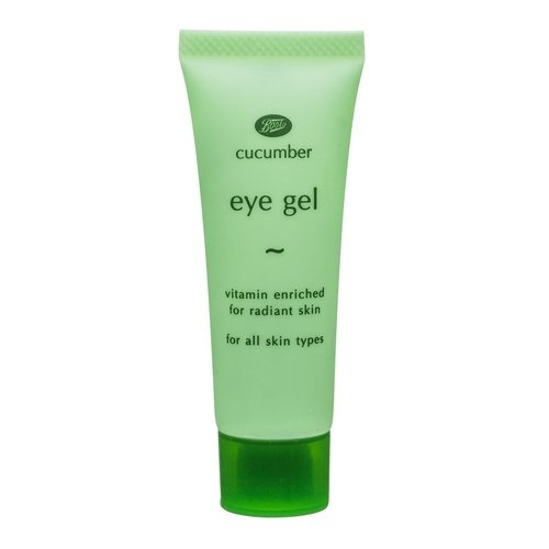 Boots - Boots Cucumber Eye Gel Vitamin Enriched For Radient Skin For all Skin Types 15 ml