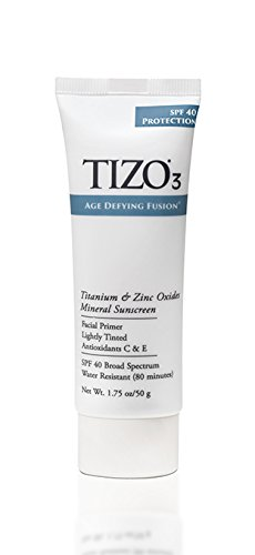 Tizo - 3 Tinted Face Mineral SPF40 Sunscreen