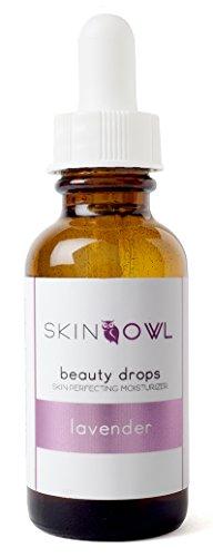 Skin Owl - Skin Owl - Organic/Raw Lavender Beauty Drops (2 oz)