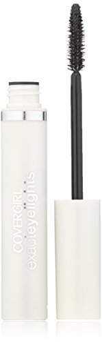 COVERGIRL - COVERGIRL Exact Eyelights Mascara Black Pearl For Brown Eyes 700, .24 oz
