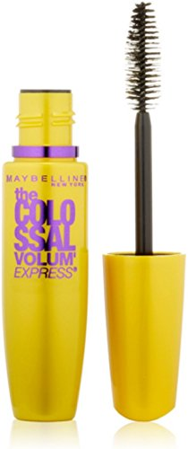 Maybelline New York - Maybelline Volum' Express The Colossal Mascara - Glam Black - 2 Pack