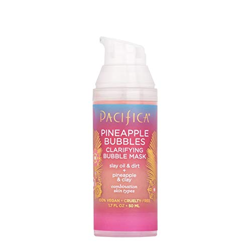 Pacifica - Pineapple Bubbles Clarifying Bubble Mask