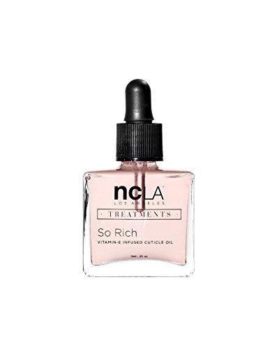 NCLA - NCLA Vegan Vitamin E Infused Cuticle Oil (So Rich - Peach Vanilla)
