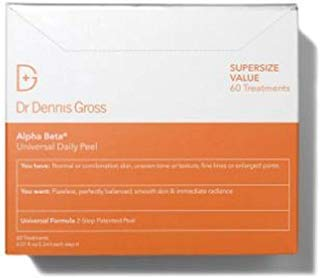Dr. Dennis Gross Skincare - Dr. Dennis Gross Alpha Beta Universal Daily Peel 60 Treatments