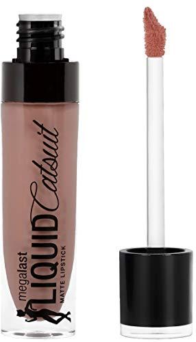 Wet 'n Wild - Megalast Liquid Catsuit Lipstick, Nudie Patootie