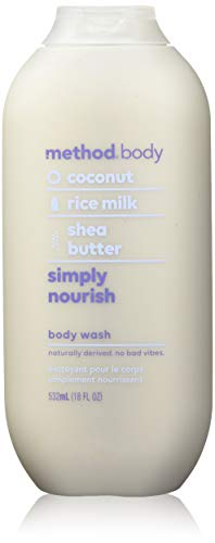 Method - METHOD Experiential Body Wash Simply Nourish, 532 ML