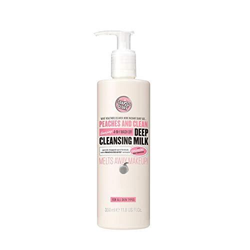 Soap & Glory - Soap and Glory Peaches and Clean Deep Cleansing Milk