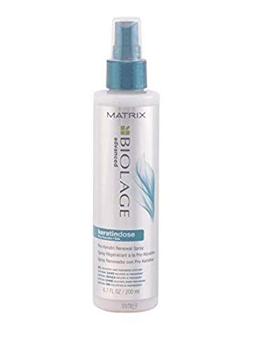BIOLAGE - BIOLAGE Advanced Keratindose Pro-Keratin Renewal Spray For Overprocessed Damaged Hair, 6.7 Fl. Oz.