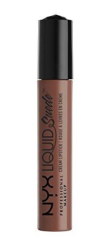 NYX - Liquid Suede Cream Lipstick, Sandstorm