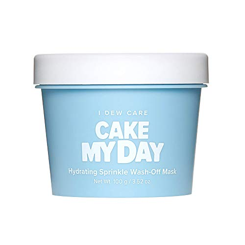 I Dew Care - Cake My Day Hydrating Sprinkle Wash-Off Mask