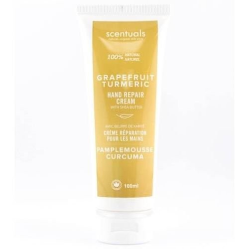 Scentuals - Hand Repair Cream, Grapefruit Turmeric