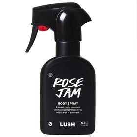 Lush Cosmetics - Rose Jam Body Spray