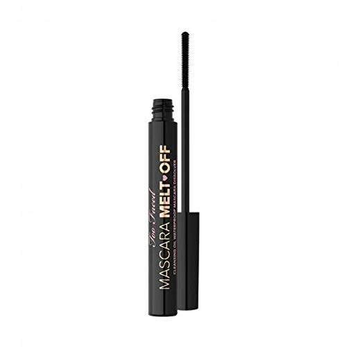 Too Faced Mascara Melt Off Cleansing Oil Mascara Remover