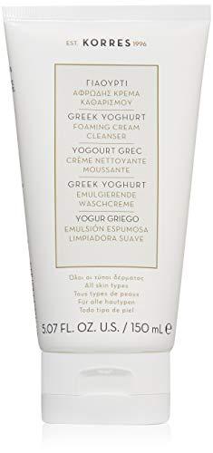 KORRES KORRES Greek Yoghurt Foaming Cream Cleanser, 5.7 fl. oz.