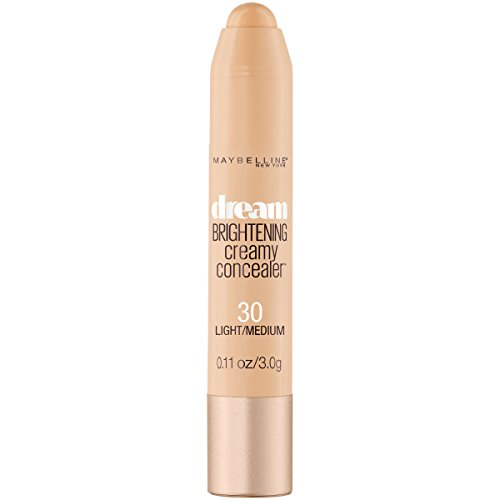 Maybelline New York Maybelline New York Dream Brightening Creamy Concealer, Light/Medium, 0.11 Ounce