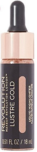 Makeup Revolution - Makeup Revolution Liquid Highlighter ~ Luminous Gold