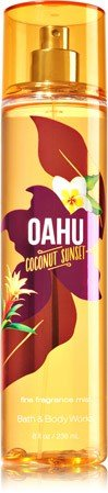 Bath & Body Works - Oahu Coconut Sunset