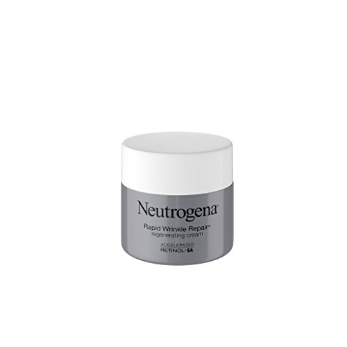 Neutrogena - Neutrogena Rapid Wrinkle Repair Retinol Anti-Wrinkle Regenerating Face Cream, Day and Night Use, 1.7 oz