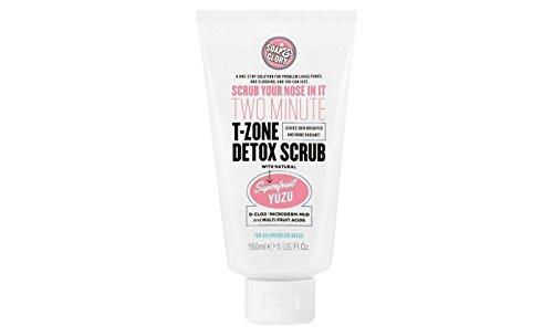 Soap & Glory - Scrub Your Nose In It Two-Minute T-Zone Detox Scrub - 5oz
