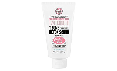 Soap & Glory - Scrub Your Nose In It Two-Minute T-Zone Detox Scrub - 5oz