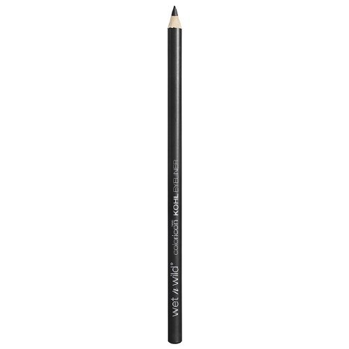Wet n Wild - Wet n Wild Color Icon Kohl Liner Pencil, Baby's Got Black 0.04 oz (Pack of 3)