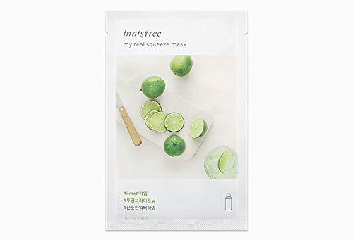 Innisfree - My Real Squeeze Mask Sheet