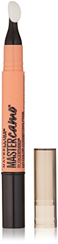 Maybelline New York Maybelline Master Camo Color Correcting Pen, Apricot For Dark Circles, light-med, 0.05 fl. oz.