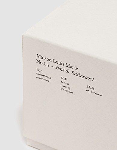 Maison Louis Marie - No. 04 Bois de Balincourt Candle