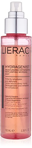 LIERAC - LIERAC Hydragenist Morning Moisturizing Mist, Rose, 1 fl. oz.