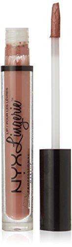 NYX NYX PROFESSIONAL MAKEUP Lip Lingerie, Cashmere Silk, 0.13 Ounce