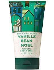 Bath & Body Works - Bath & Body Works Vanilla Bean Noel 6.2 Oz Funfetti Body Scrub, 6.2 Ounce