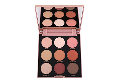 Profusion Cosmetics - Profusion Cosmetics - Mixed Metals Eyeshadow Palette, Amber