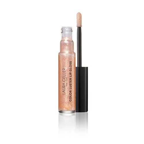 Laura Geller - Color Luster Lip Gloss Hi-def Top Coat, Gilded Honey