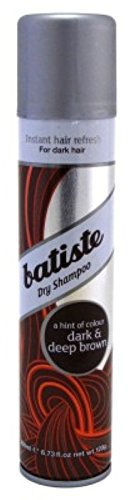 Batiste - Dry Shampoo, Dark & Deep Brown
