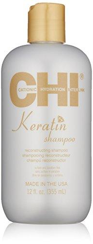 CHI CHI Keratin Shampoo, 12 fl. oz.