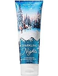Bath & Body Works - Sparkling Nights Ultra Shea Body Cream