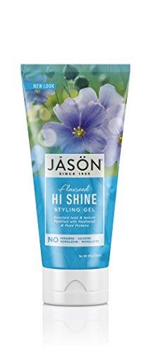 Jason JASON Hi-Shine Styling Gel, 6 oz. (Packaging May Vary)