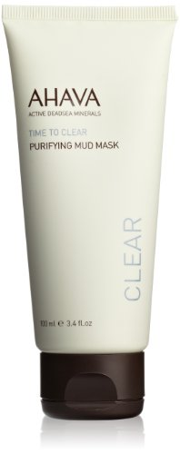 AHAVA - AHAVA Dead Sea Purifying Mud Mask, 3.4 oz/100ml