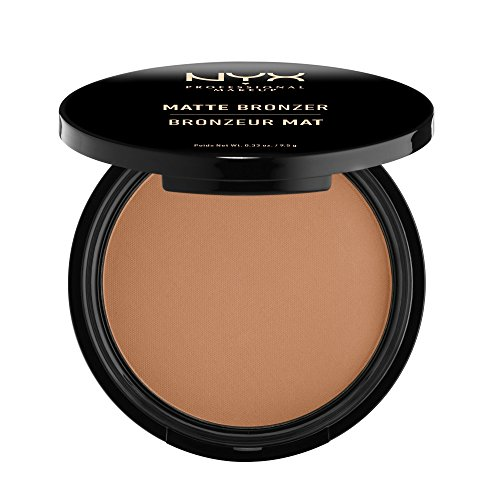 NYX - NYX PROFESSIONAL MAKEUP Matte Bronzer, Medium, 0.33 Ounce