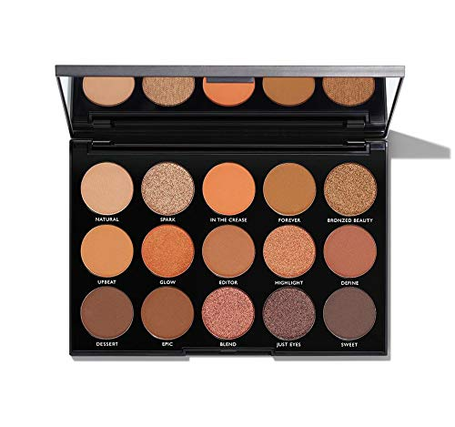 Morphe cosmetics - 15D Day Slayer Eyeshadow Palette Authentic