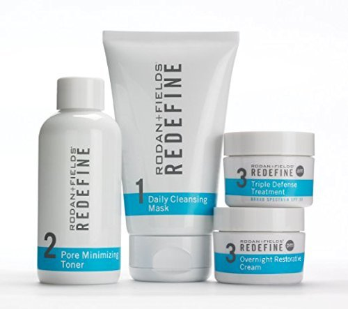 Rodan + Fields - Rodan + Fields Redefine Regimen for the Appearance of Lines, Pores and Loss of Firmness