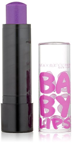 Maybelline New York Maybelline New York Baby Lips Balm Electro, Berry Bomb, 0.15 Ounce (Pack of 2)