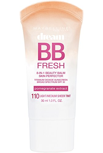 Maybelline - Dream Fresh BB Cream, Light/Medium Skintones
