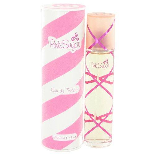 null - Pink Sugar by Aquólína for Women Eau De Toilette Spray 1.7 oz