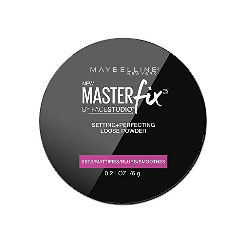 Maybelline - Facestudio Master Fix Setting + Perfecting Loose Powder, Translucent