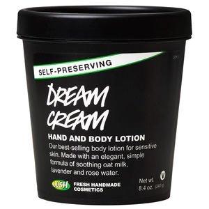 Lush Cosmetics - Dream Cream