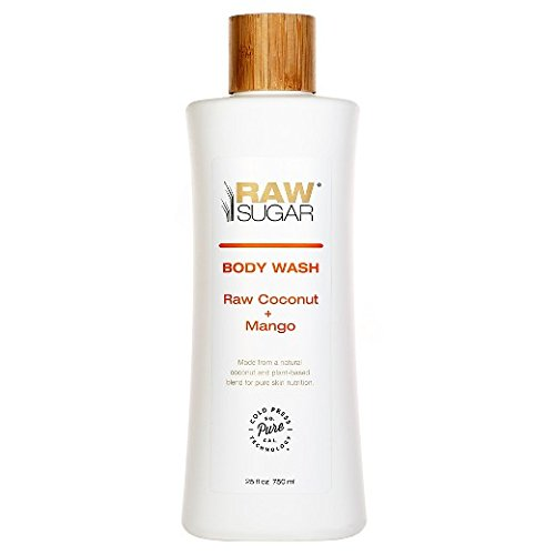 Sugar in the Raw - Raw Sugar Raw Coconut Mango Natural Body Wash 25oz