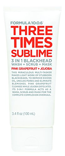 Formula Ten-O-Six - Three Times Sublime Facial Masks