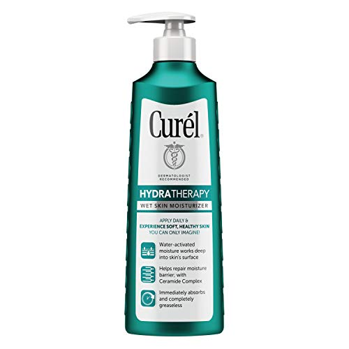 Curél Skincare Hydra Therapy Wet Skin Moisturizer